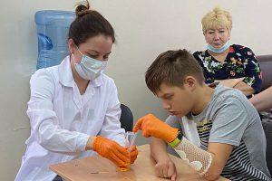 <strong>Сотрудники Института реакторных материалов провели День науки для детей с ОВЗ</strong>